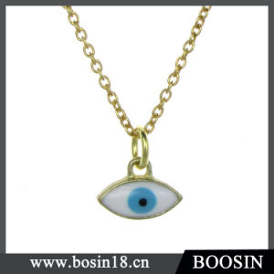 Turkey Handsa Lucky Evil Eye Pendant Necklace pictures & photos