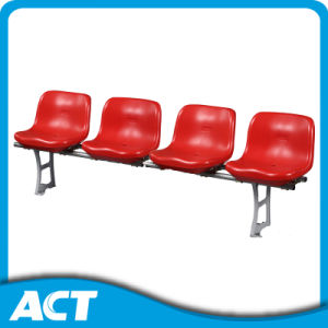 Floor Mounting Ranked Stadium Chair Seat with Backrest for Arena pictures & photos