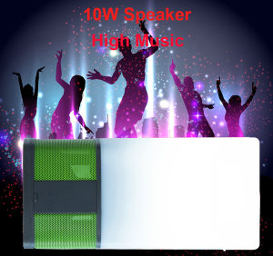 2015 Latest Wireless Bluetooth Speaker Version 4.0. +EDR 10W Speaker for Summer Sports Colorful Hot Sale
