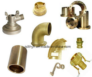 Custom Bronze Casting/Brass Casting with CNC Machining pictures & photos