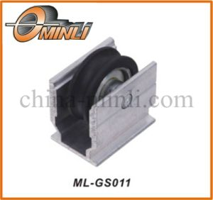 Single Bearing Metal Bracket Pulley (ML-GS011) pictures & photos