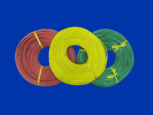 PVC Insulated Electrical Cable 22AWG with Pdw10 pictures & photos