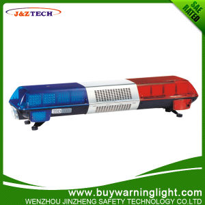 Ambulance LED Lightbar with 100W Speaker for Police Car (TBD-3401)