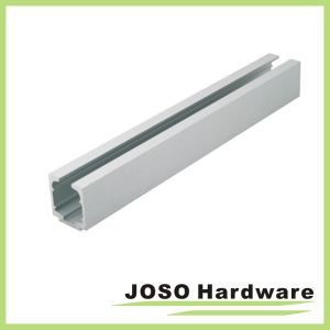 Sliding Door Top Fitting Glass Door Channel Hardware (AL106) pictures & photos