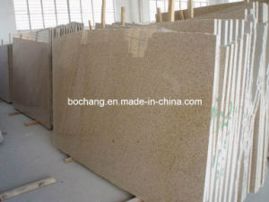 Natural G682 Granite Slabs for Basin Sink pictures & photos