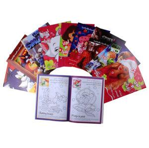 Full Printing Soft Cover Little Story Books