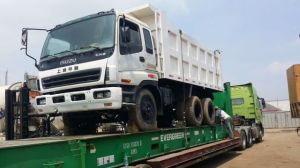 Used Isuzu Dump Truck, Japan Original Truck Isuzu Brand for Sale pictures & photos
