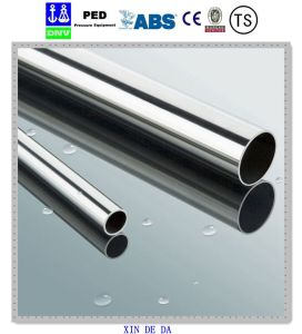 Thin Wall Stainless Steel Pipe (TP304 TP316L TP312 TP310S) pictures & photos