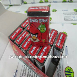 Popular Cartoons 3G 18 Pieces Chewing Gum Candy in Tin pictures & photos