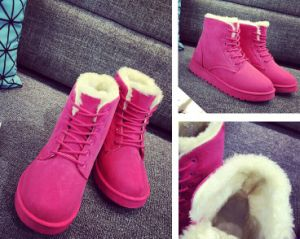 Fashion Women Boots for Girls/Warm Shoes pictures & photos