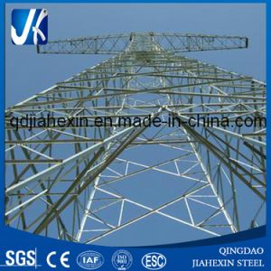 Glavanised Cable Tower Structure (JHX-M050) pictures & photos