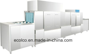 Eco-L600 Automatic Conveyor Dishwasher pictures & photos