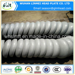 Torispherical Head Ss 304 Material for Water Tanks pictures & photos