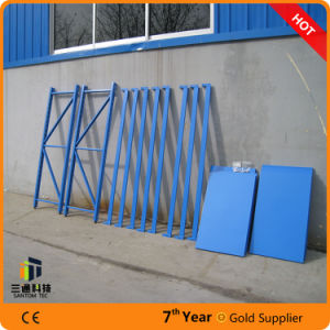 Metal Industrial Shelving Rack, Adjustable Steel Shelving Storage Rack Shelves pictures & photos