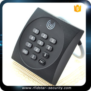 Wg26/34 Keypad RFID Card Smart Reader for Access Control System
