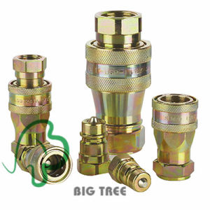 S6 Hydraulic Quick Coupler Quick Release Coupling pictures & photos