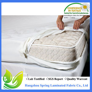 2016 High Quality Terry Mattress Protector Waterproof and Hypoallergenic Mattress Protector pictures & photos