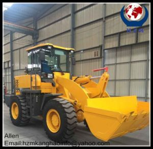 Hzm Best Quality Loader for Sale 3 Ton Wheel Loader pictures & photos