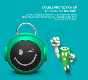 Wireless Bluetooth Speaker for Mobile Phone pictures & photos