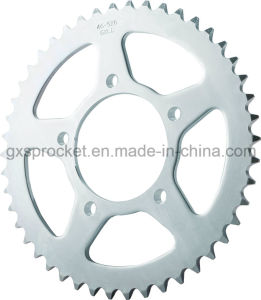 Suzuki Gw250 46t Sprocket for Motorcycle pictures & photos