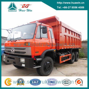 Dongfeng 7-10tons Payload 6*4 Tipper Truck 240HP pictures & photos