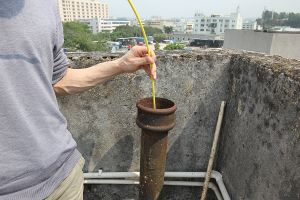 Shenzhen Factory Storm Drain Repair Inspection with Drain Camera pictures & photos
