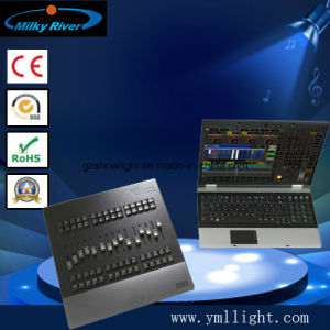 2016 New Computer Together with Ma2 on PC Command Wing Fader Wing Touch Screen Light Console pictures & photos