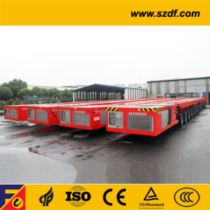Spmt Hydraulic Multi-Axle Modular Transporter /Trailer -Spmt (SPT) pictures & photos