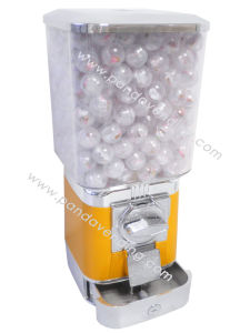 Metal Square Gumball Vending Machine (TR404) pictures & photos