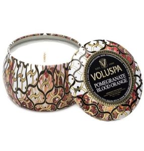 Luxury Tin Box Aroma Pure Soy Wax Candle