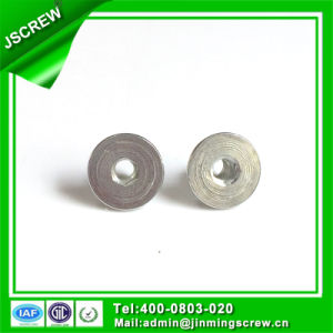 Zinc Alloy Inside and Outside Teeth Wooden Furniture Insert Nut pictures & photos