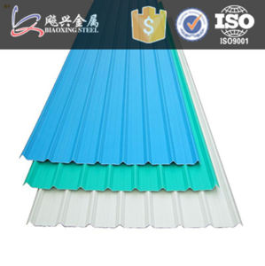 Good Quality Colorful Corrugated Roofing Sheet pictures & photos