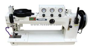 Long Arm Heavy Duty Sail Making Zigzag Sewing Machine pictures & photos