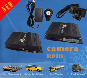 Real GPS Tracker Vehicle Tracker Fleet Management with RFID Reader/Camera Free (TK510-KW) pictures & photos
