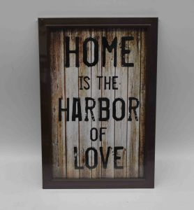 Wall Decoration Plastic Picture Frame for Wall pictures & photos