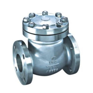 API Stainless Steel Swing Check Valve (H44W-150LB) pictures & photos