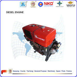 Chinese Model Zs1115 Single Cylinder Diesel Engine pictures & photos