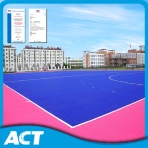 Recommended Hockey Turf, Fih Certificated, Natural Grass for Sports H12 pictures & photos