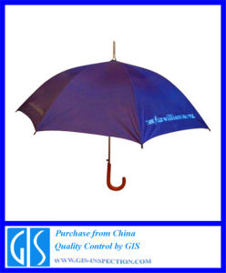 Umbrella Inspection/Product Quality Control Inspection I pictures & photos