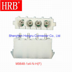 Single Row Male, Female Pin Header of AMP Tyco Connectors pictures & photos