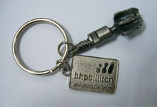 Customized Hot Sales Promotional Car Logo Metal Keychain pictures & photos