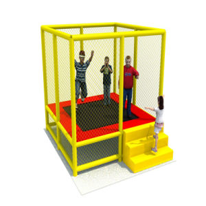 Newest Product Indoor Commercial Use Trampoline with Foam pictures & photos