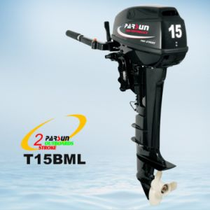 15HP 2-Stroke Outboard Engine pictures & photos