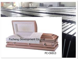 18ga Steel Casket Us Style (FC-CK013) pictures & photos