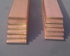 Pure Copper Busbar Strip Cu 99.90% pictures & photos