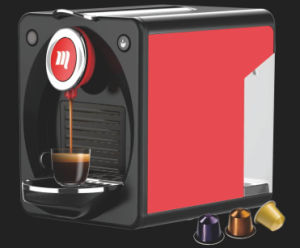 Manual Control Capsule Coffee Maker for Nespresso System pictures & photos