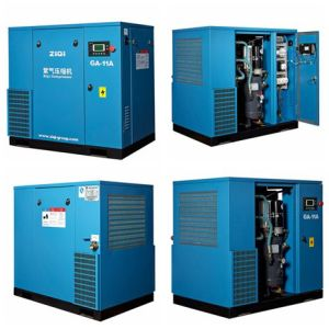 11kw 15HP Eco Air Compressor Screw Type pictures & photos