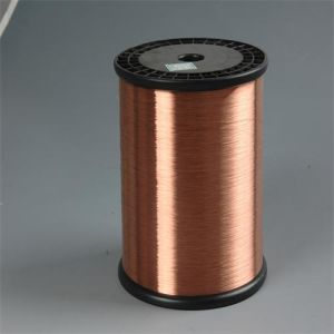 CCA Wire for Micro Coaxial Cable Materia of The Inner Conductor pictures & photos