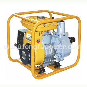 2inch 5.5HP Robin Type Manual Start Gasoline Water Pump pictures & photos