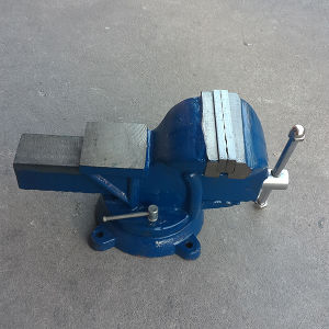 Heavy Duty Type Swivel Bench Vice (HL) pictures & photos